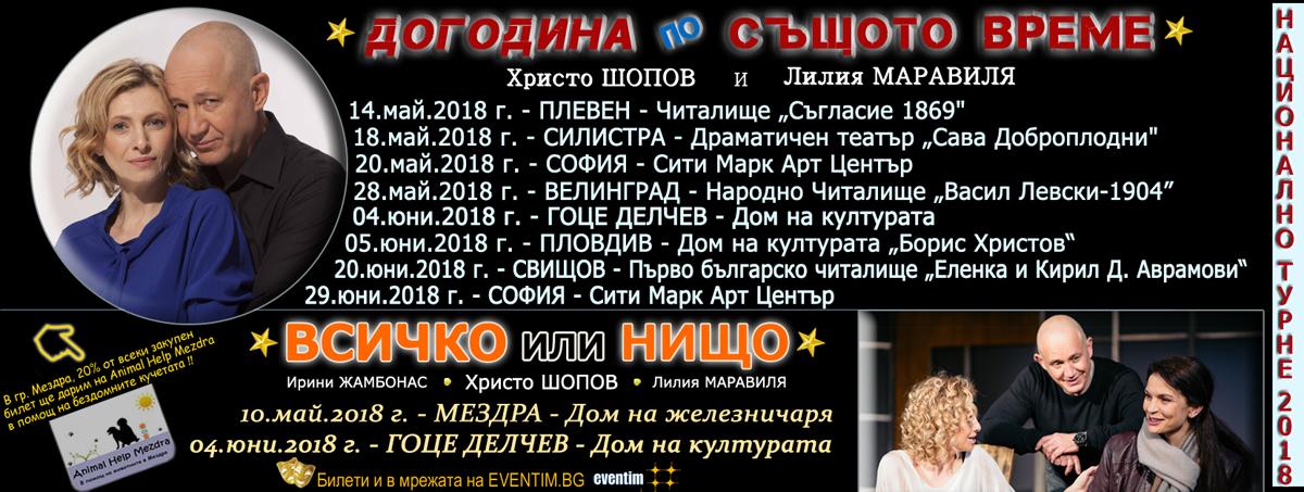 HRISTO SHOPOV.com - cover